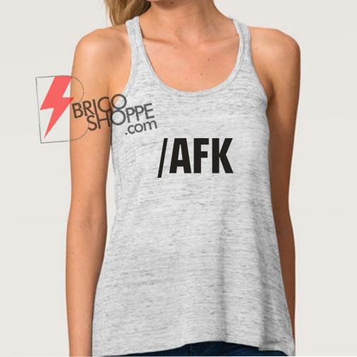 AFK Tank Top