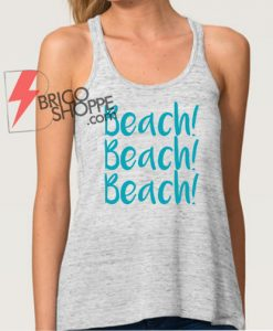 Beach! Women Tank Top