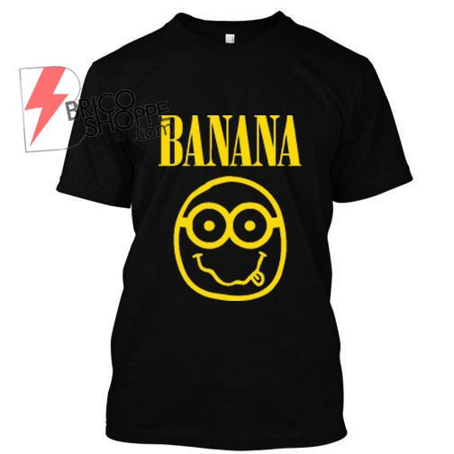 Funny Logo Banana