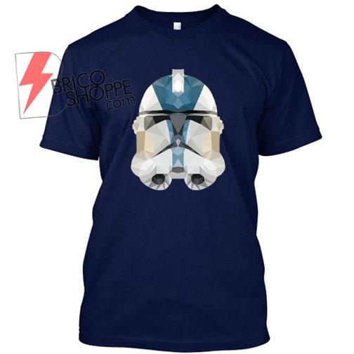 Helmet Art Stormtrooper-StarWars-TShirt