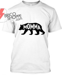 Momma Bear Tshirt