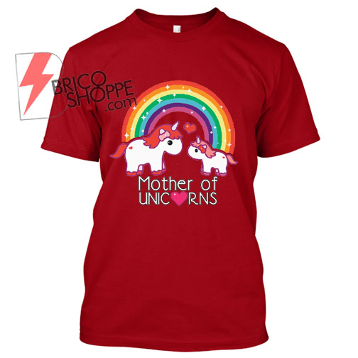 Mother-of-Unicorn-Tshirt