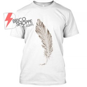 feather-pen TShirt