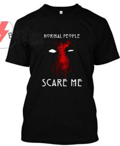 normal people scare me dead pol