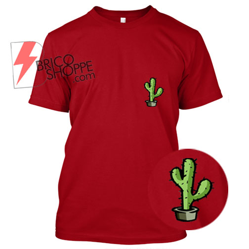 Llittle Cactus T Shirt