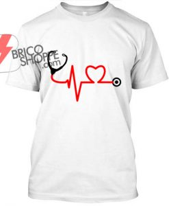 Love Nurse T Shirt