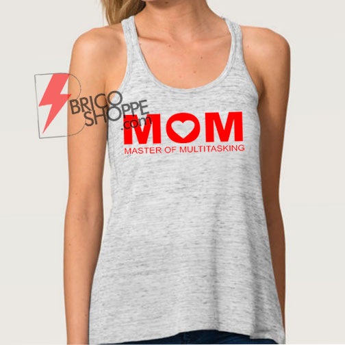 MOM MASTER-OF-MULTITASKING Tank Top