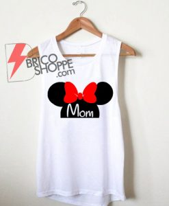 Mini Mouse Mom Tank Top