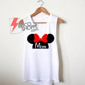 Mini Mouse Mom Tank Top