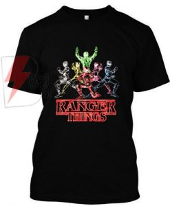 Power Ranger Thinks T Shirt