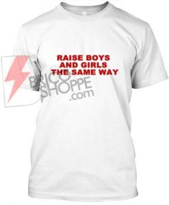 Rainse Boys And Girls The Same Way