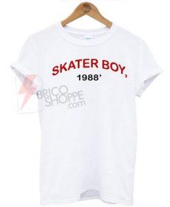 Skater boy, 1988′ T-Shirt