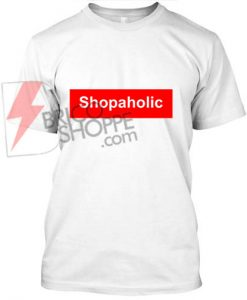 Shopaholic T shirt