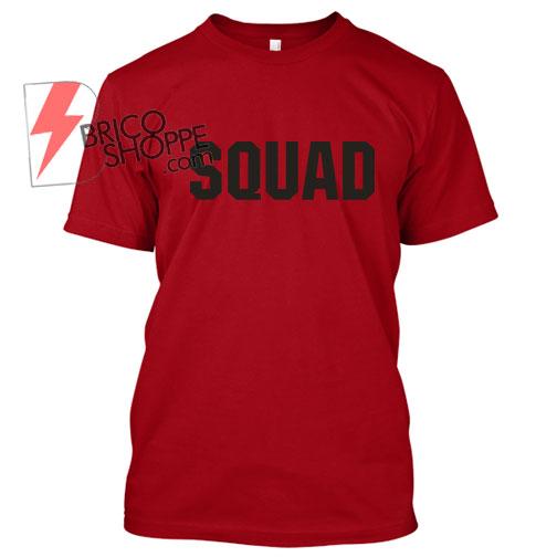 Squard-TShirt