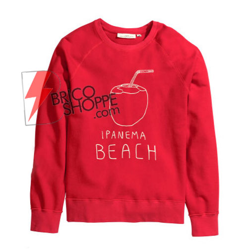 Ipanema beach Sweatshirt
