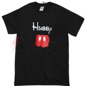 Couple Disney T-shirt hubby