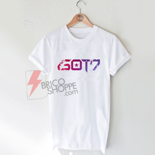 GOT7 Turbulenc Logo T-shirt