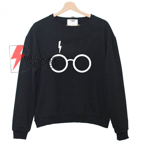 Harry Potters head logo Sweatshirt