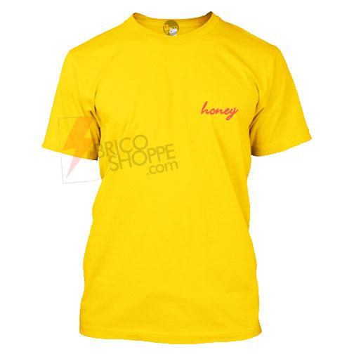 Honey Yellow T-Shirt