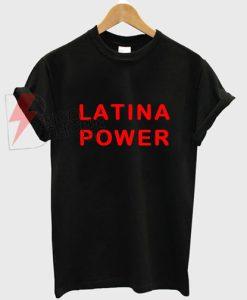Latina-Power-T-Shirt