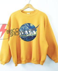 NASA-LOGO-VAN-GOGH-Sweatshirt