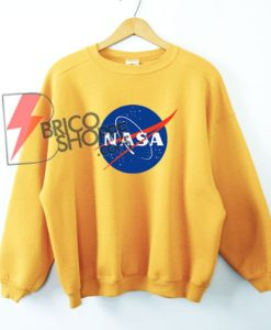 Nasa Sweatshirt On Sale