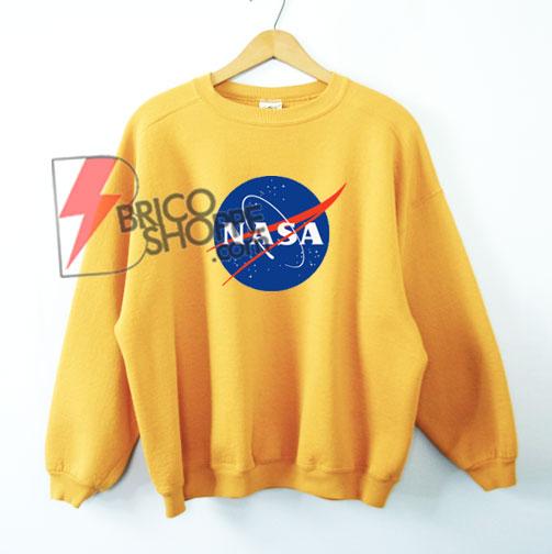 Nasa Sweatshirt On Sale