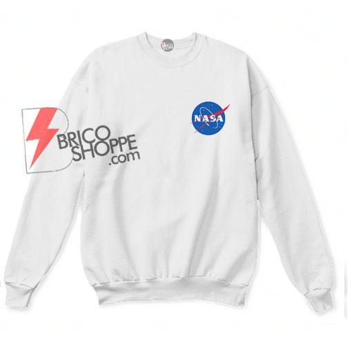Nasa-sweatshirt