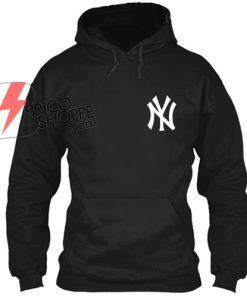 New York Yankees Logos Hoodie