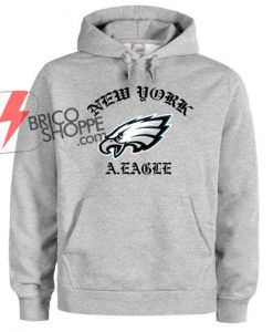 New York eagles Hoodie