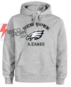 New York eagles Hoodie