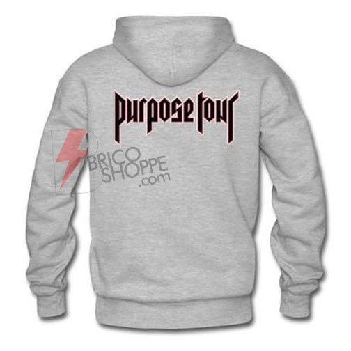 Purpose Tour Justin Bieber