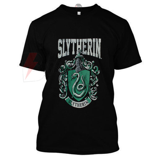 Slytherin harry potter logo T-Shirt