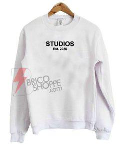 Studios Est 2026 Sweatshirt