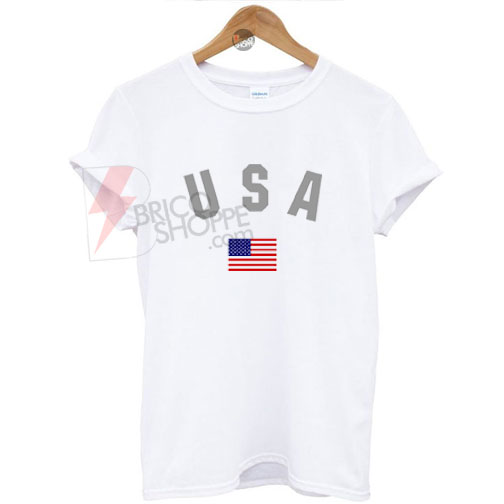 USA Flag US T-Shirt