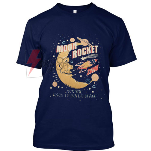 Vintage-Moon-Rocket