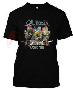 Vintage Queen Tour '80