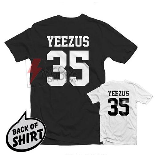 Yeezus 35 T-Shirt