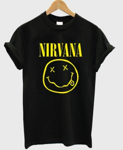 Nirvana Smile T-shirt