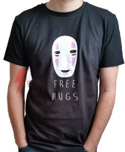 Spirited Away - Free Hugs T-Shirt