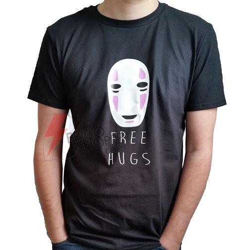 Spirited Away - Free Hugs T-Shirt