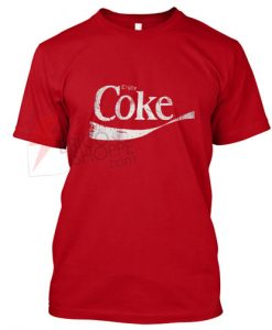 Vintage Enjoy Coke, Coca-cola T-Shirt