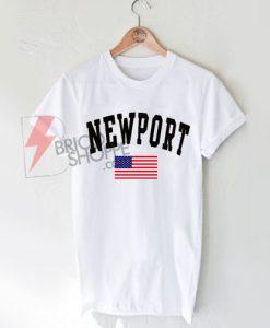 Newport-Flag