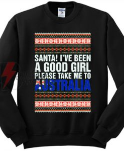 Santa-I've-Been-A-Good-Girl-Australia
