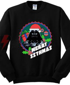 Star Wars Dark Side Merry Sithmas Christmas