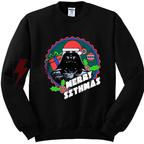 Star Wars Dark Side Merry Sithmas Christmas