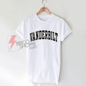 Best Vanderbilt T-Shirt on Sale