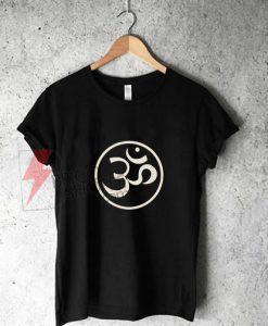 "Sell George's ""Om"" beatles T-Shirt On Sale"