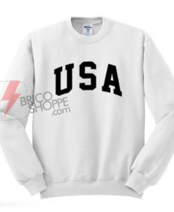 Sell USA Sweatshirt Size S,M,L,XL,2XL,3XL On Sale
