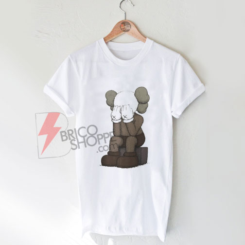 Sell Uniqlo X Kaws K-Pop T-Shirt On Sale